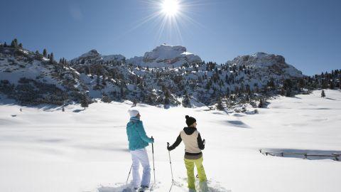 vacanze invernali a san vigilio - plan de corones